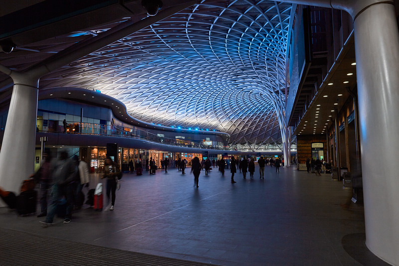 King cross station