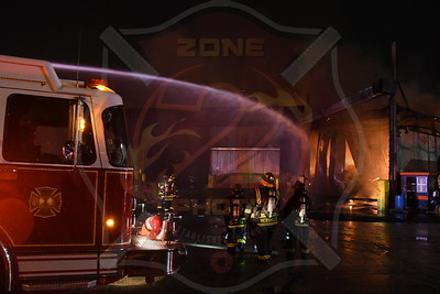 Westbury F.D. Working Fire  Grand Blvd.  5/5/21