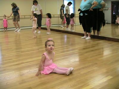 Autumn at Dance Class