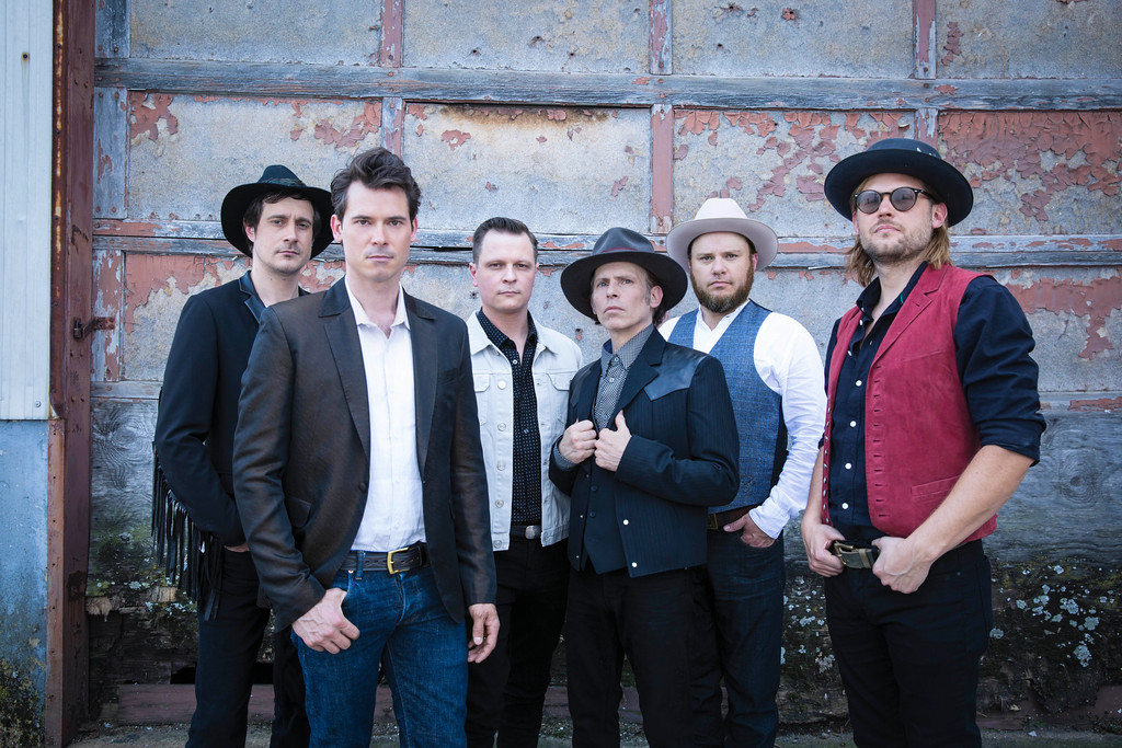 . Old Crow Medicine Show is on the road in support of latest album �Volunteer.� The band comes to House of Blues Cleveland on July 13. For more information, visit houseofblues.com/cleveland. (All Eyes Media)