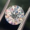 2.03ct Old European Cut Diamond, GIA K VS1 15