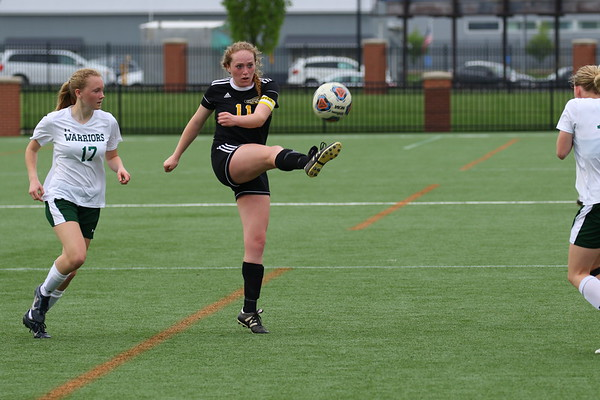 Soccer Girls vs W Michigan Christian - KCHS 5/18/19