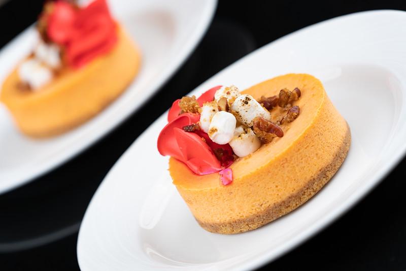 Belterra Nosh Fall Desserts
