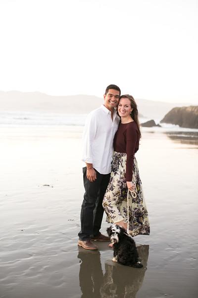 Julia and Rohan