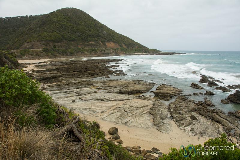 Rugged Coastline, Great Ocean Road
