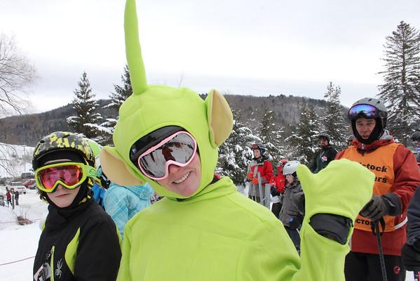 Woodstock Ski Runner Last Day