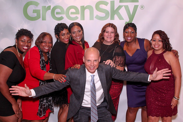 Green Sky Holiday Party 2016
