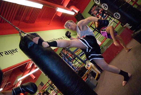 Mike Hughes KB & MMA