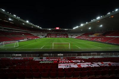 Sunderland v Port Vale Papa John's Trophy 20-21