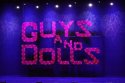 Guys and Dolls  4-29-16