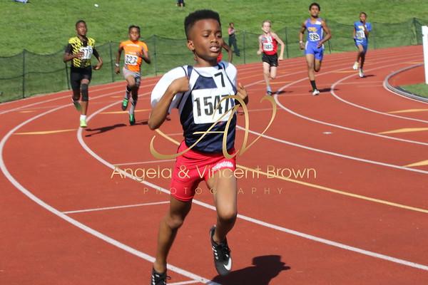 2017 AAU DistQual: 13 Boys 400m