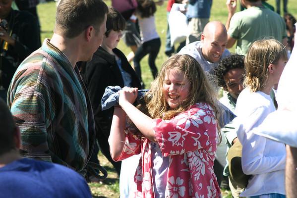2011 International Pillow Fight in Atlanta, GA USA