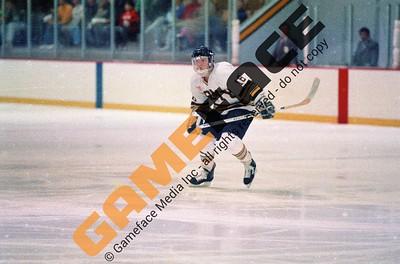 1991-1992 Men's Hockey