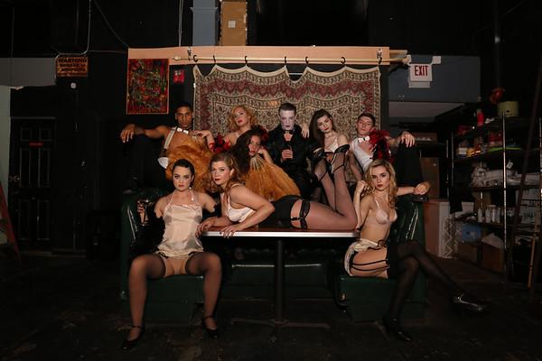 Cabaret Promo - Miles