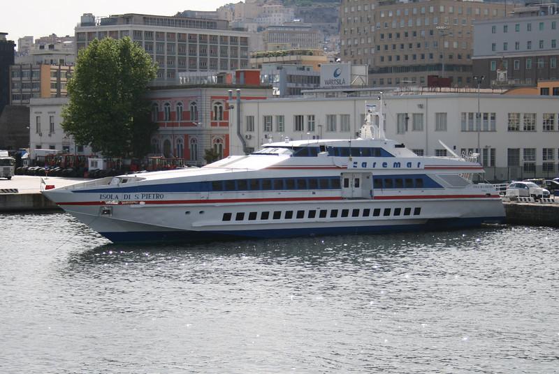 2008 - HSC ISOLA DI S.PIETRO in Napoli.