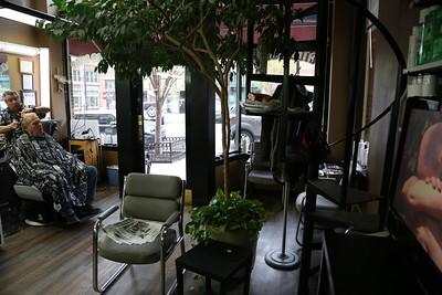 Gillis Barber shop