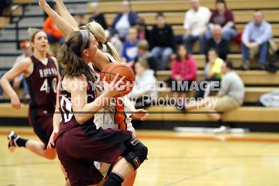 Lady Ducks Vs Illini Bluffs Tiger Classic 12-28-2012