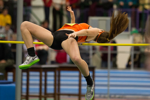 High Jump -- 2013 MIAA Indoor Track All-State Championship