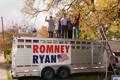 Matt Romney - Defiance 10-18-2012