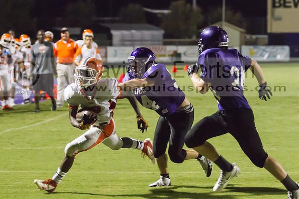 Boone Junior Varsity Football #3 - 2013