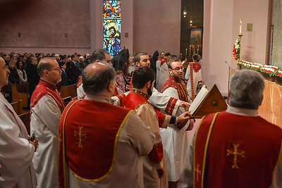 Episcopal Divine Liturgy and Times Square Observance, April 26, 2015