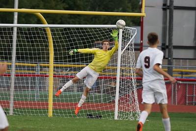 Yorkville Varsity Soccer Sept 29th