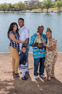 2018-03-17 Chris & Jasmine & Family