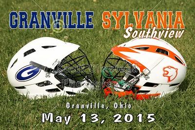 VARSITY 2015 Sylvania Southview at Granville (05-13-15) VARSITY