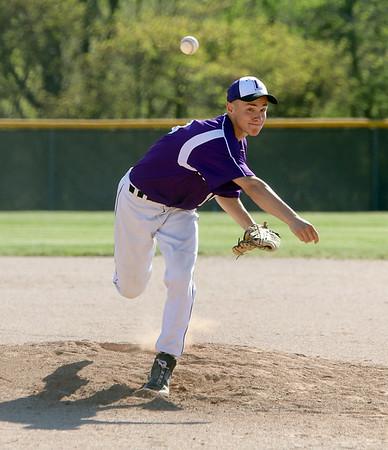 LHS Baseball vs. Chanute