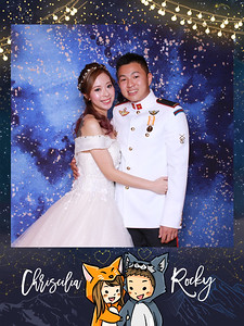 Wedding of Rocky & Chriscilia