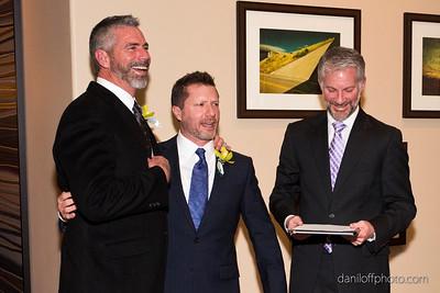 Paul Harding - Brett Vuksinick Wedding
