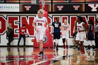 Women's Basketball vs. Kent State - Nov. 14, 2017 (Dermer)