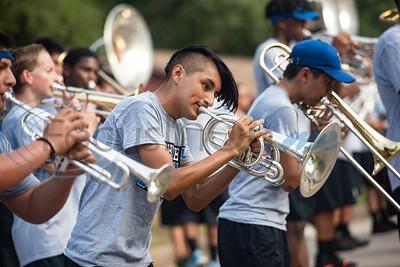 8/24/19 John Tyler High School Band March-A-Thon by Sarah A. Miller