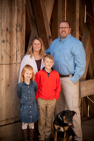Stine Family  Fall 2018