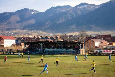 Olimpic Zărneşti v. ACSM Codlea, Romanian IV Liga (Brașov County), 22/03/2019
