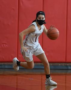 Valley Girls' Hoops Earns Home Win Versus Westbrook