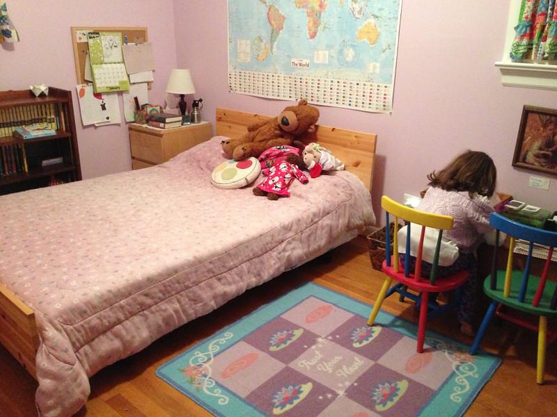 30 December 2012 Tidy Room