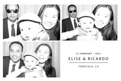 Elise and Ricardo 2.27.21