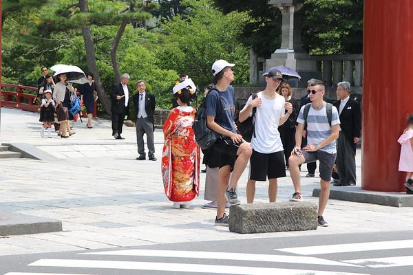 2018 WK Japan Vakantie