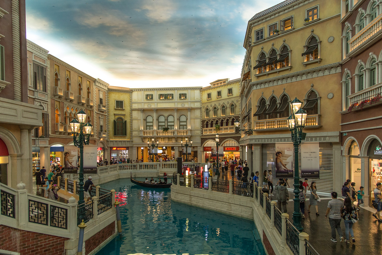 The Venetian Macao Resort Hotel