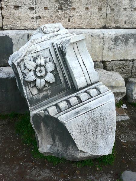 Colossuem ruin, Rome, Italy ef1647307