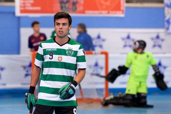 Quarter finals: SportingCP vs Barça Lassa