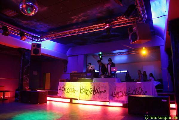 Party mit viel Liebe + Boom Bap Electro Klatsche - 12.11.2010