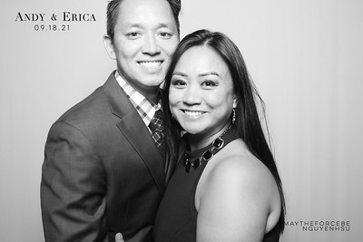 Erica + Andy