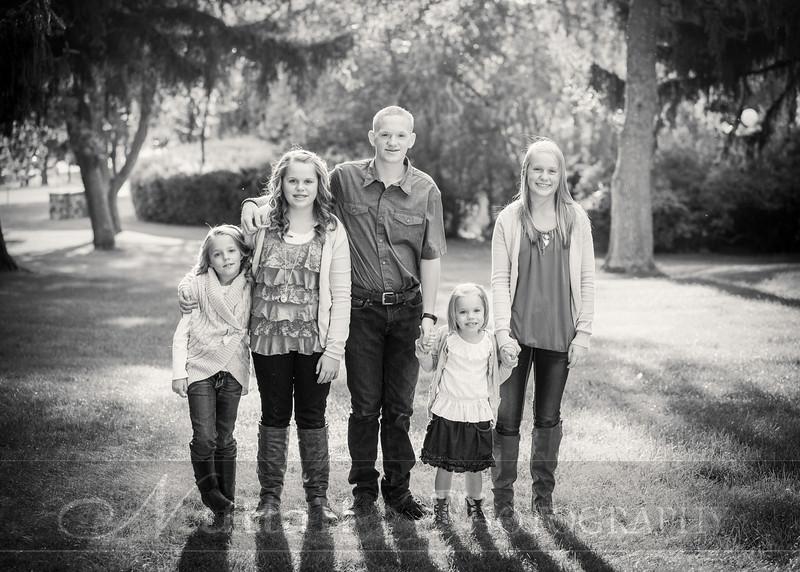 Gustaveson Family 40bw.jpg