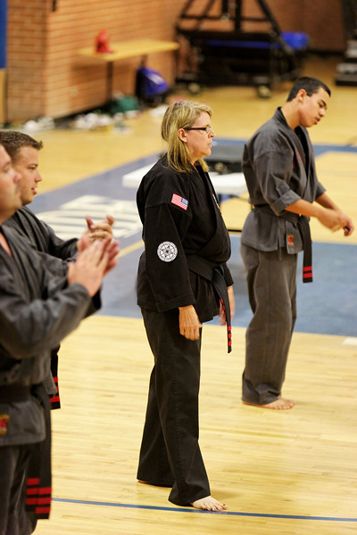 2009 June 27 - American Institue of Kenpo (AIK) Belt Test