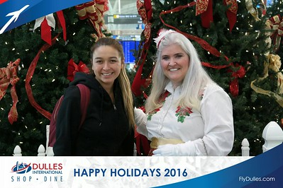 Dulles Shopping & Dining: Happy Holidays 2016 - Day 2