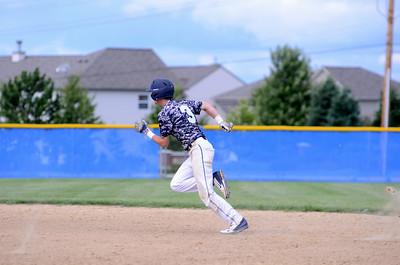 OE Varsity baseball Vs Crystal Lake 2014