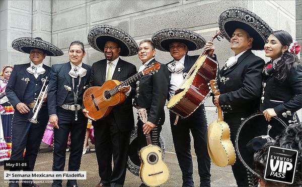 2da Semana Mexicana en Filadelfia | May 01-05
