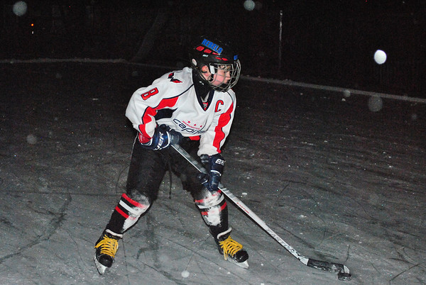Backyard Hockey 2013
